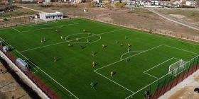 U përurua stadiumi në Sadovinë të Vitisë