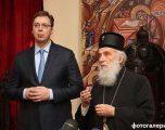 Vuçiq, pas takimit me patriarkun Irinej: Serbia ndodhet në situatë të vështirë përballë Kosovës