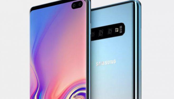 Samsung zbulon planin ambicioz me ekranet e smartfonëve