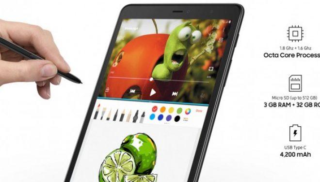 Samsung prezanton në fshehtë Galaxy Tab A 8-inç