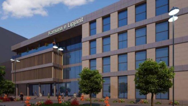 2,5 milionë euro për ndërtimin e objektit të ri të Administratës Komunale në Lipjan