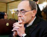 Kardinali francez Barbain shpallet fajtor për fshehje të abuzimeve