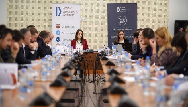 KDI: Vonesa dhe përçarje në Kuvend për dialogun përgjatë vitit 2018