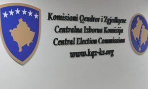 Certifikimi për zgjedhjet e 14 shkurtit, deri më tani në KQZ kanë aplikuar 6 subjekte politike