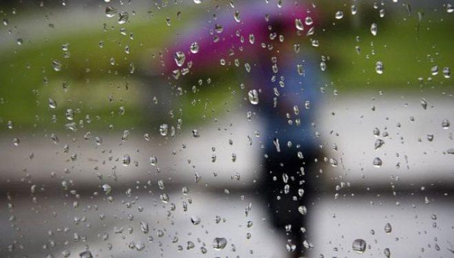 Moti sot dhe në fundjavë pritet të jetë me shi dhe bubullima