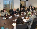 Tahiri takon homologen nga Shqipëria, diskutojnë për thellimin e bashkëpunimit juridik