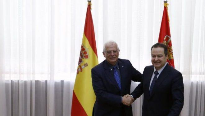 Daçiq nuk ka të ndalur, përsëri falënderon Spanjën për mosnjohjen e Kosovës