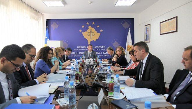Mbahet takimi i 166-të i Këshillit Prokurorial të Kosovës