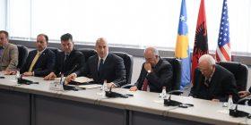 """Haradinaj: Batalioni """"Atlantiku"""", moment i veçantë në historinë e vendit"""