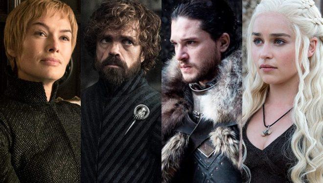 Premiera e Sezonit 8 të Game of Thrones kishte 55 milionë shikime të piratuara