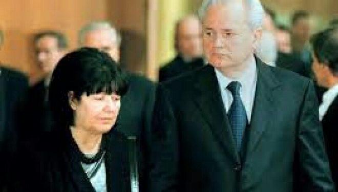 Vdiq gruaja e kasapit të Ballkanit, Mira Markoviq Millosheviq