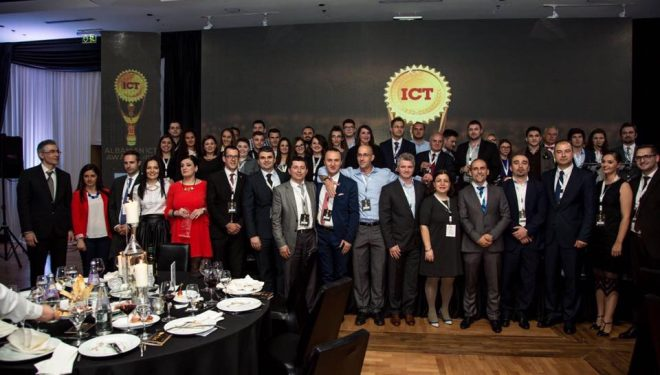 Live: ICTSmedia shpall fituesit e edicionit të 7-të të Albanian ICT Awards