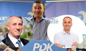 Gjilani sfidon Kadri Veselin, Qemajl Mustafa me aktakuzë i hyn garës për kryetar
