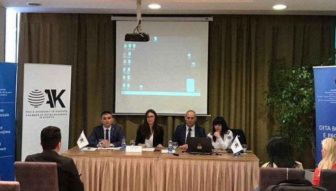 """Sesion Informues për bizneset me temën """"Rëndësia e Pronësisë Intelektuale"""""""