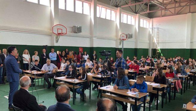 Nxënësit e Gjilanit po vlerësohen si më të mirët në matematikë në Republikën e Kosovës