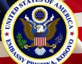 Ambasada e SHBA'së kundër organizimeve të Qeverisë jashtë Kosovës: Paratë e taksapaguesve të shpenzohen këtu