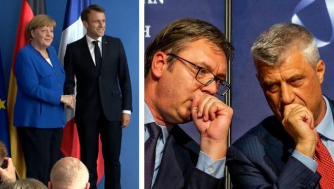 Franca dhe Gjermania: Jemi kundër një marrëveshjeje të shpejtë Kosovë-Serbi