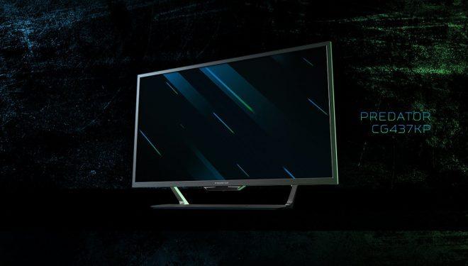 Acer ka një monitor të ri 4K lojërash