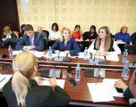 Hoxha raporton para Komisionit për Integrim Evropian: Zbatimi i MSA-së duhet të dinamizohet