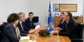 Franca mbështet Kosovën në fushën e zhvillimit ekonomik dhe integrimit në BE