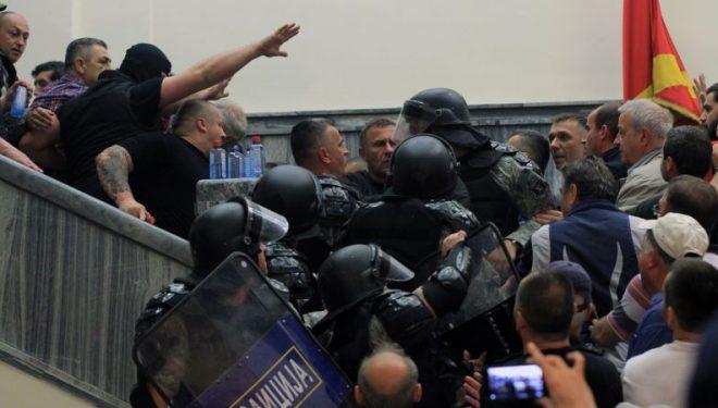 Ngjarjet e dhunshme të 27 prillit, dëshmi mbi brishtësinë e shtetit juridik