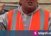 Ngjashmëria madhe e punonjësit të ndërtimit me presidentin Trump (Video)
