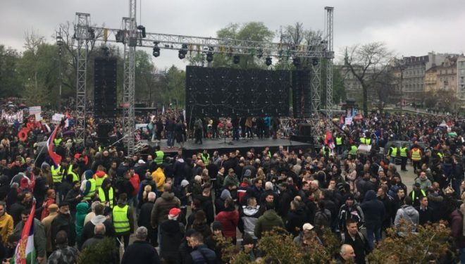 Nis protesta antiqeveritare në Serbi, shtohen masat e sigurisë