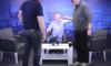 Plas sherri në një studio televizive – dy serbë gati bëhen copa për Kosovën