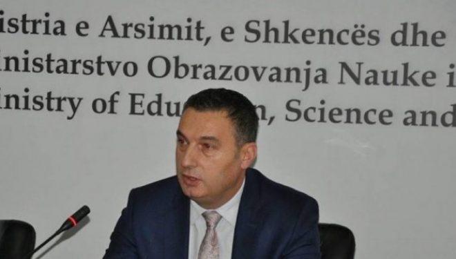 Ministri Bytyqi i jep fund zgjedhjes së drejtorëve politik në shkolla