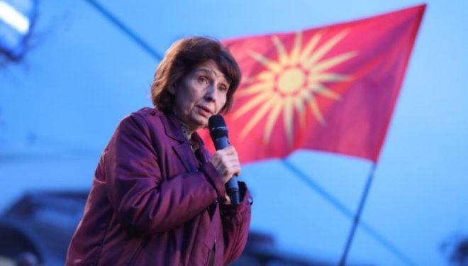 Siljanovska – Davkova: Do ta kthej drejtësinë e humbur