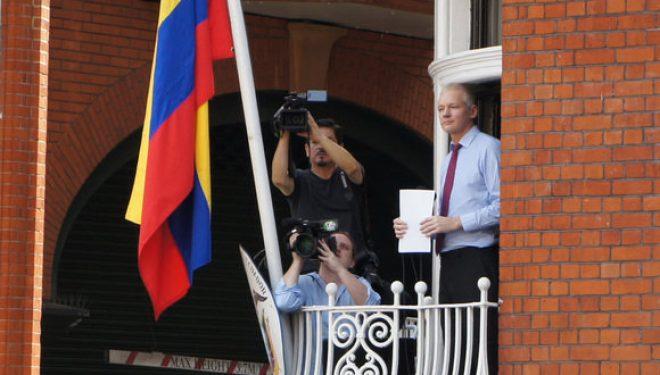 Pas arrestimit të Assange Ekuadori përballet me 40 milionë sulme kibernetike