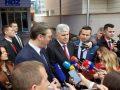 """Vuçiq: """"Për zgjedhjet në veri të Kosovës vendosin përfaqësuesit e serbëve, na këshillojmë"""""""