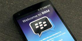 BlackBerry Messenger shuhet më 31 Maj