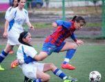 Superfutbollistja shqiptare Megi Doçi shënon 9 gola në një ndeshje