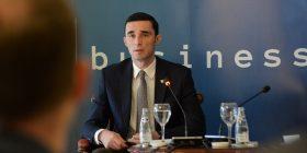 Ministri Shala pjesëmarrës në Business Talks: Përkrahja e prodhuesit vendor top prioritet i imi