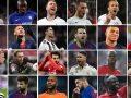 25 futbollistët më të mirë në botë, surpriza në top 10 – Mbappe e kalon Ronaldon!