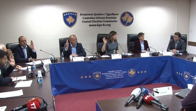KQZ certifikoi kandidatët e Listës Serbe pa i votuar fare, ligji u shkel sot