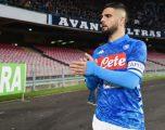 """Për 60 minuta me një lojtar më tepër, por Napoli """"ngec"""" ndaj Genoas"""