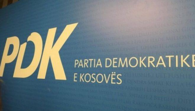 """PDK: Vetëvendosja krijoi dhe frymëzoi grupin terrorist """"Syri i Popullit"""", të distancohet"""