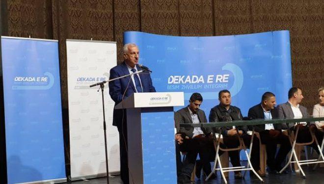 Qemajl Mustafa zgjidhet kryetar i PDK'së së Gjilanit