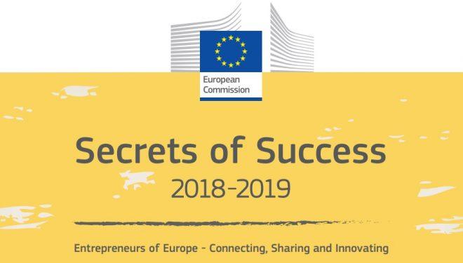 """Me """"Secret of Success"""" Komisioni Evropian promovon sipërmarrjet e vogla dhe te mesme, ICTSmedia përfaqëson Shqipërinë"""