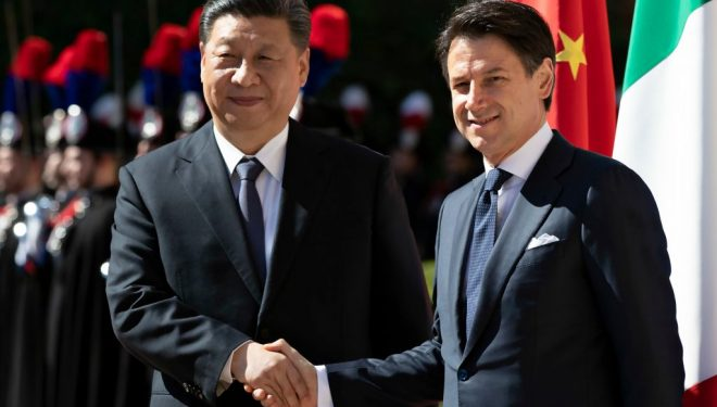 Kryeministri Italian: Huawei dyert e hapura për 5G në Itali