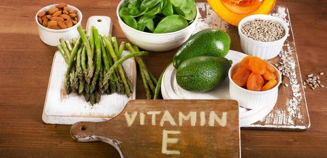 Rëndësia e vitaminës E në trupin tonë