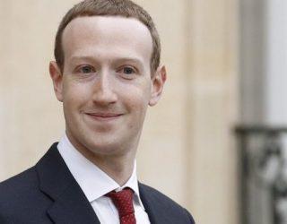 """Mark Zuckerberg i Facebook """"i mbijeton"""" votës së lidershipit"""