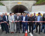 U lëshua në qarkullim tuneli në hyrje të Mitrovicës