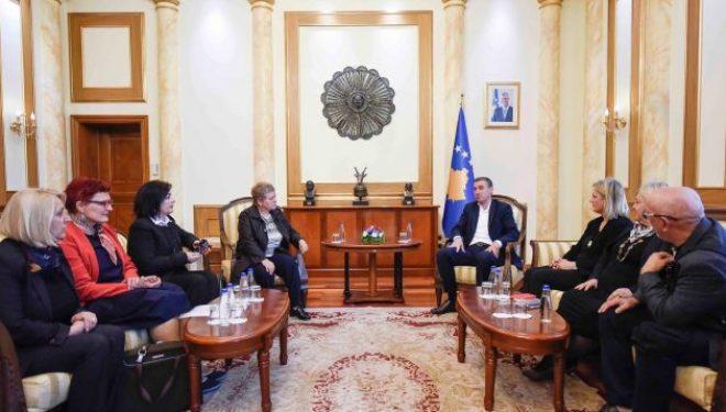 Veseli: Gjykata Ndërkombëtare për krimet e Serbisë në Kosovë, e domosdoshme