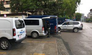 Policia qartëson gjithë ngjarjen e alarmit për bombë në Prishtinë
