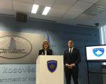 Ministrja Hoxha: Rekomandimet e raportit të progresit, udhërrëfyes për Kosovën