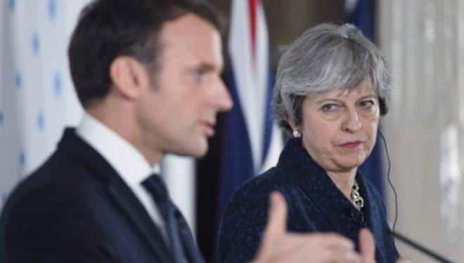 Franca paralajmëron Britaninë, nuk pranon shtyrje të Brexitit
