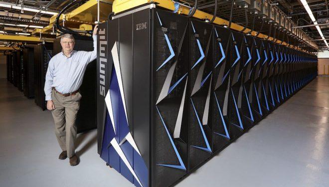Superkompjuteri i ardhshëm i SHBA do të ketë fuqinë e 160 superkompjuterëve të tjerë